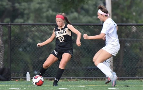 Kelsie Barnard strives for success on and off the field