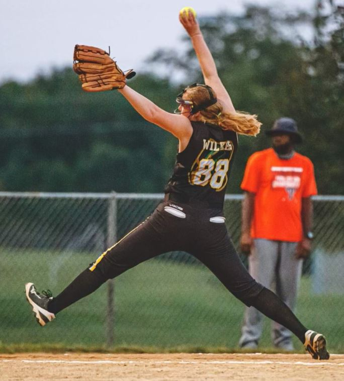 Julia Wilkes looks forward to softball season at JC