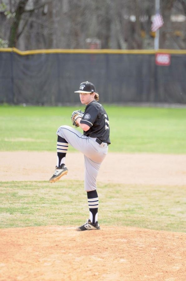 Gibson-Robinson looks toward senior year baseball