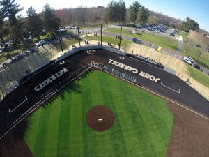 Alumni Field at Kutcher Foundation welcomes guests for dedication
