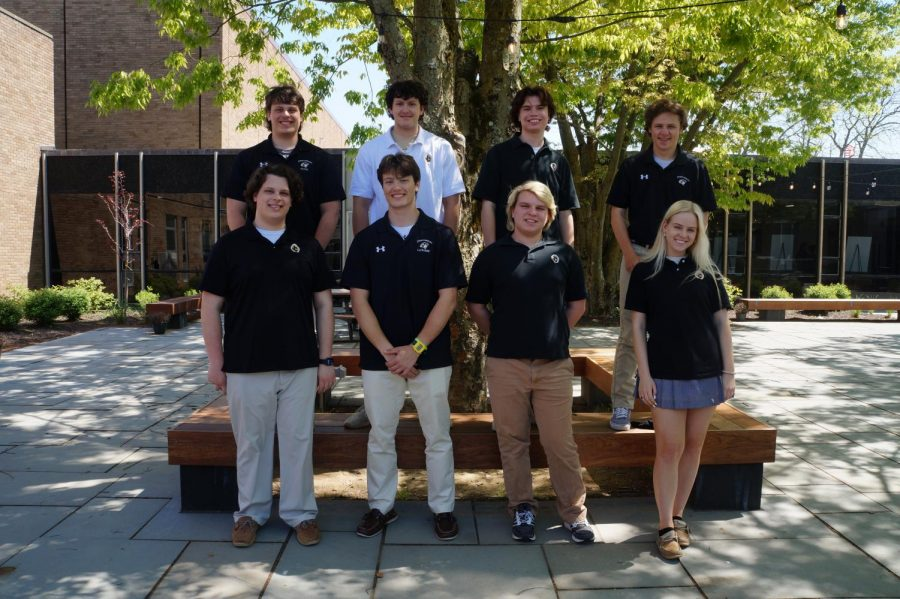 Senior class boasts four sets of twins