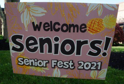 Class of 2021 enjoys Senior Festival