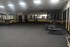 JC renovations continue with the addition of the Brown Fitness Center on campus